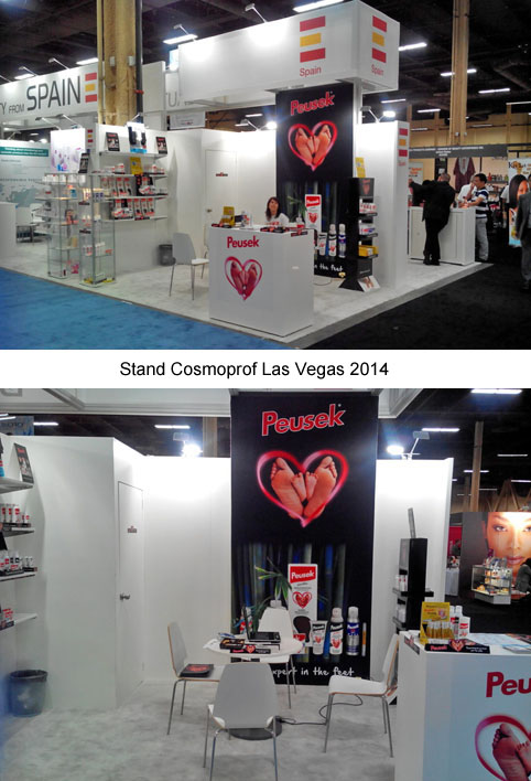 Stand Cosmoprof Las Vegas-1 2